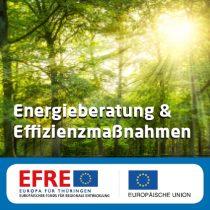 Unterstützung bei Investitionen zur Energie-Einsparung